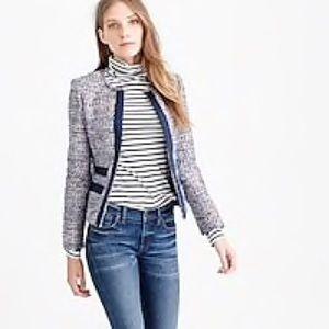 Jcrew tweed jacket blazer